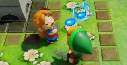 Disfruta el nuevo trailer de <em>The Legend of Zelda: Link's Awakening</em>