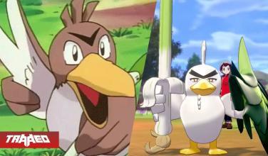 Tras 23 años Farfetch'd finalmente evoluciona en Pokémon Espada: Sirfetch'd es su futuro