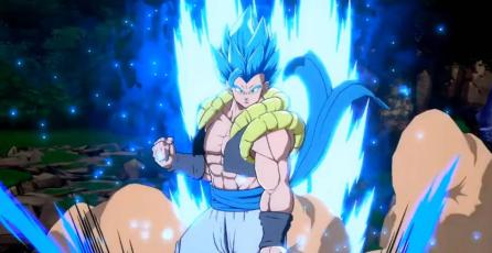 Una poderosa versión de Gogeta llegará pronto a <em>Dragon Ball FighterZ</em>