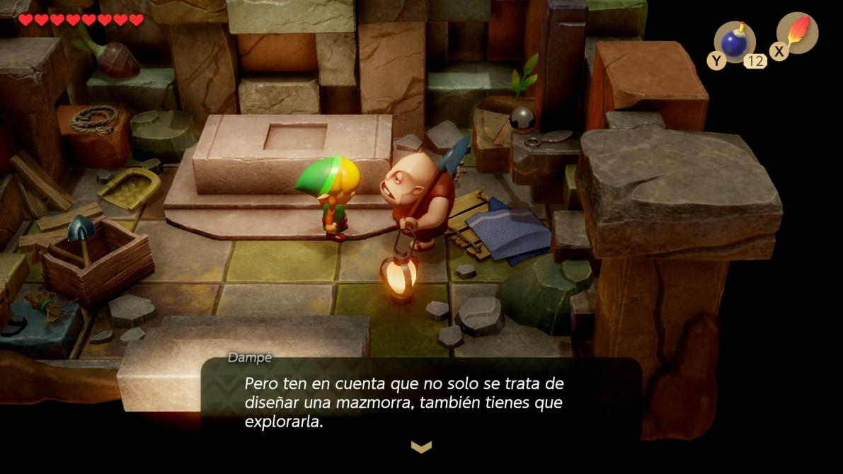 <em>The Legend of Zelda: Link's Awakening</em>