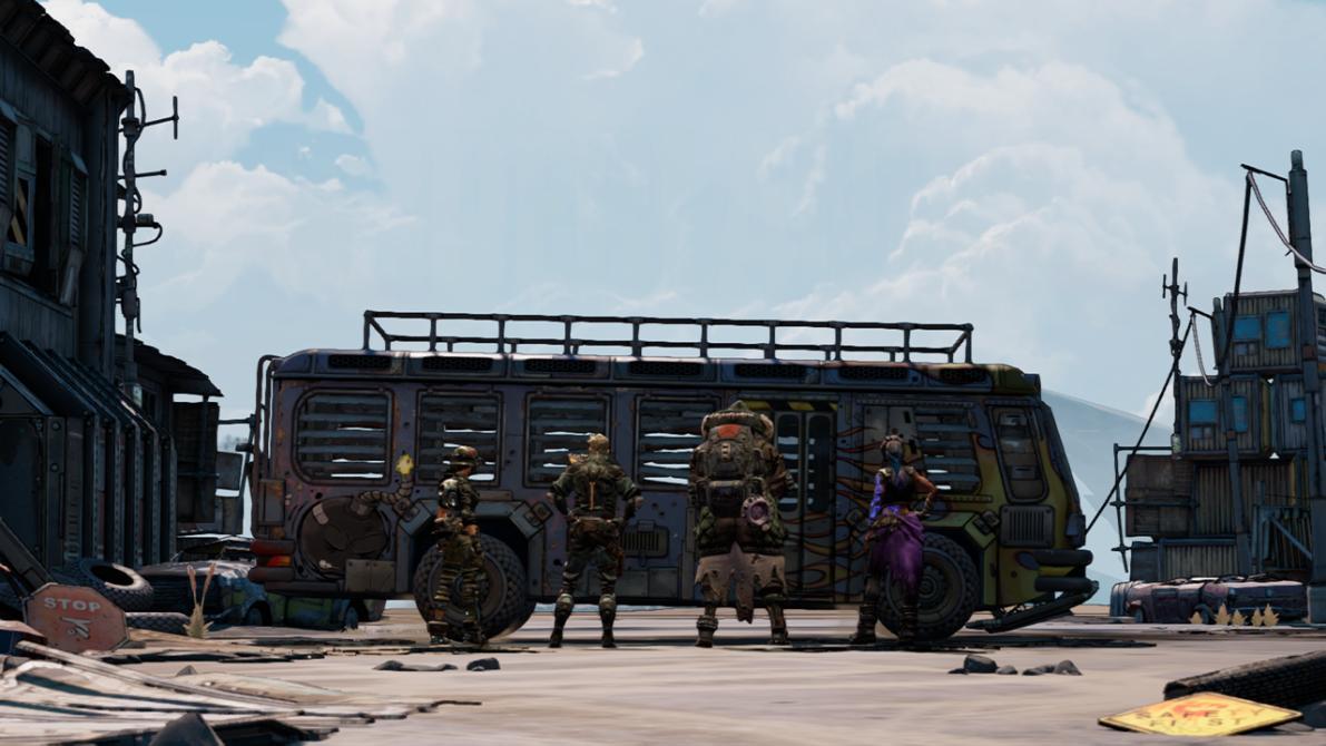 <em>Borderlands 3</em> en imágenes
