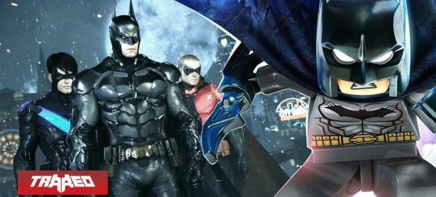 Celebra el día de Batman con 6 juegos gratis, entre ellos Batman Arkham Collection