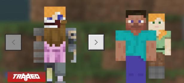 Tras 10 años: Minecraft estrenará creador de personajes y será con micropagos