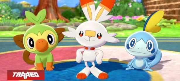 Se filtran detalles sobre algunos nuevos pokémon de Sword and Shield