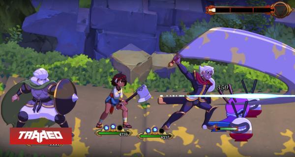 Grandes de la animación: Trigger y Titmouse lanzan opening del futuro juego Indivisible