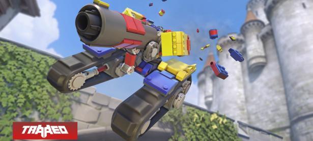 El nuevo skin LEGO de Bastion resulta ser ''injugable''