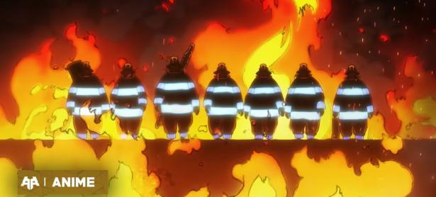 Fire Force tendrá una pausa de 2 semanas