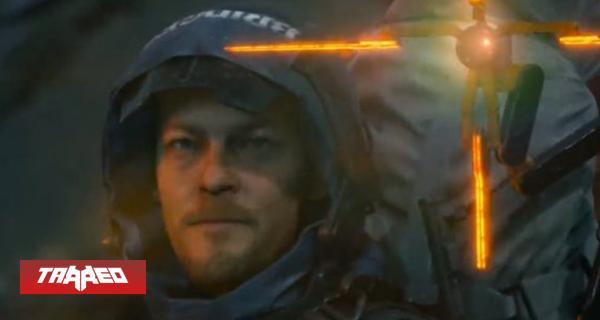 """Death Stranding tendrá """"el mismo nivel de calidad"""" que los mejores Metal Gear"""