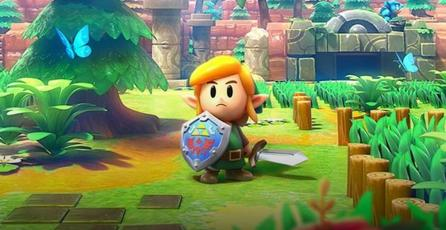<em> The Legend of Zelda: Link's Awakening</em> arrasa en Reino Unido