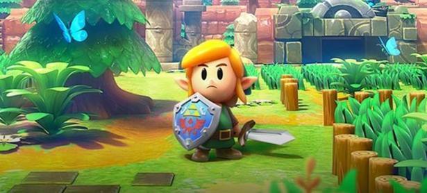 <em> The Legend of Zelda: Link's Awakening</em> arrasa en Reino Unido