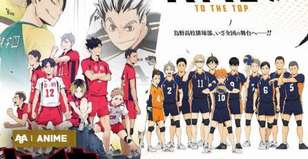 Haikyu!! reveló detalles de su cuarta temporada y las nuevas OVA que presentarán