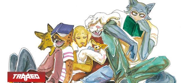 Nuevo video promocional de la adaptación al anime de Beastars