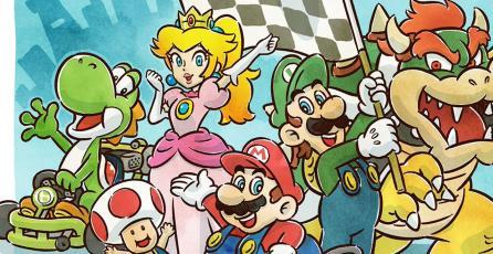 Ya puedes jugar gratis <em>Mario Kart Tour</em> en iPhone, iPad y Android