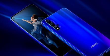 HONOR 20: un celular que quiere conquistar a los gamers con más que potencia
