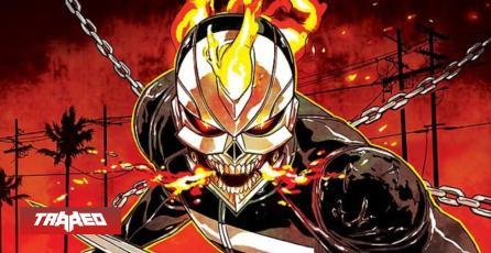 Serie live action de Ghost Rider suspendida: El proyecto con Hulu se cancela