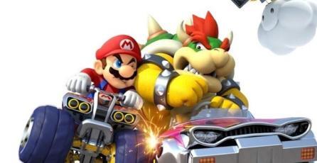 HORI lanzará volantes de <em>Mario Kart </em>para Nintendo Switch
