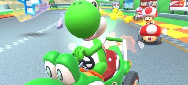 <em>Mario Kart Tour</em> es un éxito en varias partes del mundo