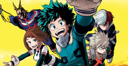 Bandai Namco anuncia <em>My Hero One's Justice 2</em>