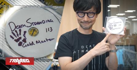 Kojima es oro nuevamente: Death Stranding está listo para llegar a todos