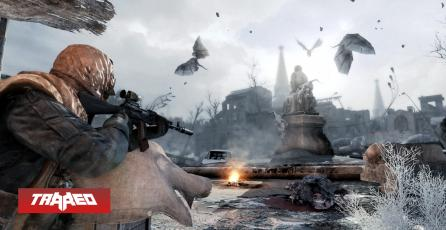 Metro 2033 Redux y Everything gratis esta semana