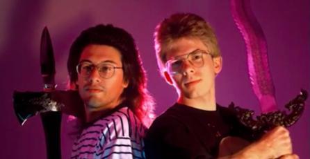Ya sabemos quienes serán Romero y Carmack en la serie <em>Masters of DOOM</em>