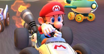 En un día, <em>Mario Kart Tour</em> superó la cantidad de usuarios de <em>Mario Kart 8 Deluxe</em>