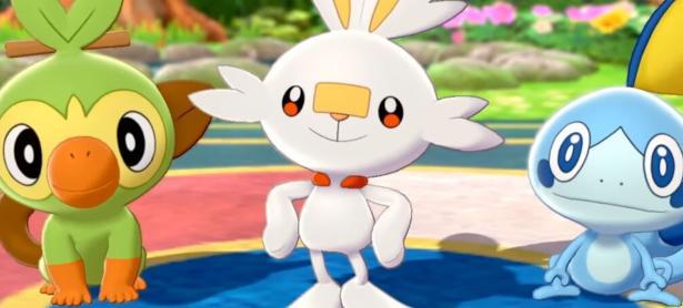 Habrá un extenso stream con novedades de <em>Pokémon Sword & Shield</em>