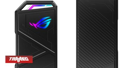 ASUS anuncia nueva carcasa para SSD externo