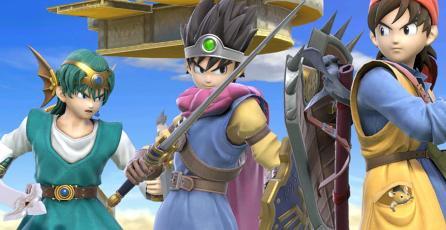 Nintendo da marcha atrás y reincorpora a Hero en torneos oficiales de <em>Smash Bros.</em>