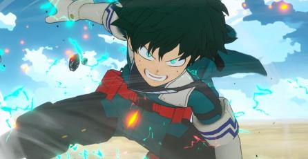 Checa el primer teaser trailer de <em>My Hero One's Justice 2</em>