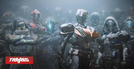 Bungie prepara juego aparte de Destiny para el 2025