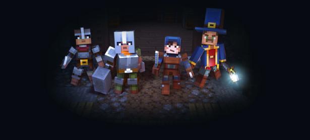 Ya te puedes registrar en la Beta de <em>Minecraft Dungeons</em>