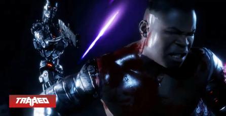 ESTÁ AQUÍ: T-800 libera sus mecánicas para Mortal Kombat 11 sin Schwarzenegger