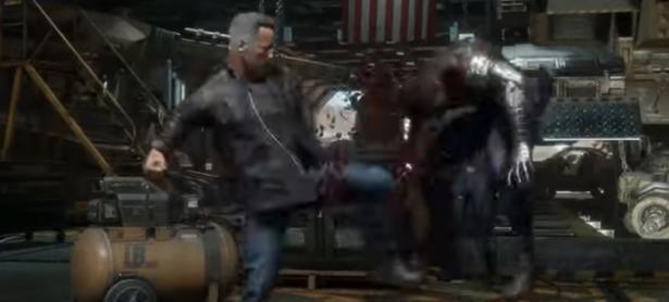 Aquí está el gameplay del Terminator en <em>Mortal Kombat 11</em> y es brutal