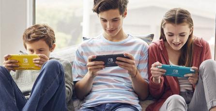 Nintendo registró nueva versión de Switch Lite, pero no podrás comprarla