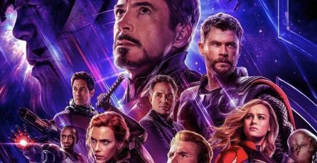 <em>Avengers: Endgame</em> y otras películas de Marvel llegarán a Amazon Prime Video