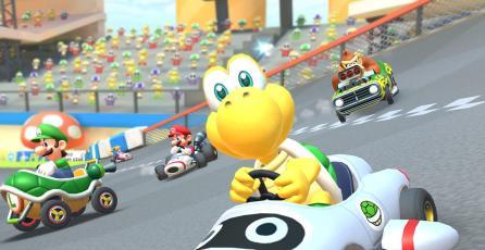 <em>Mario Kart Tour</em> es el juego móvil de Nintendo con más descargas en su estreno