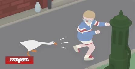 Desarrolladores encaminan Untitled Goose a PS4, Xbox One y algún día móvil