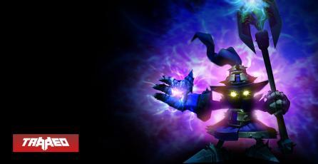 League of legends: Veigar está basado en una antigua guild de WoW
