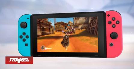 Nuevo gameplay muestra al Overwatch de Nintendo Switch