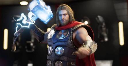 Trailer de <em>Marvel's Avengers</em> revela el increíble atuendo de Rey Thor