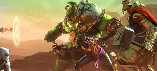 Tus superhéroes favoritos se enfrentarán en <em>MARVEL Realm of Champions</em>