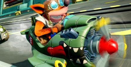 Si compras este DLC para <em>Crash Team Racing</em> apoyarás a una buena causa