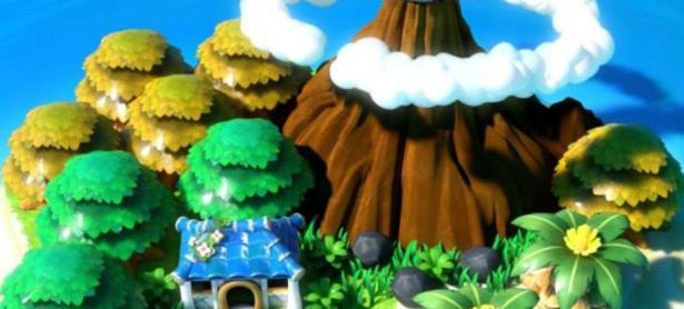 La llegada de <em>Zelda: Link's Awakening</em> fue celebrada con un dock para Switch