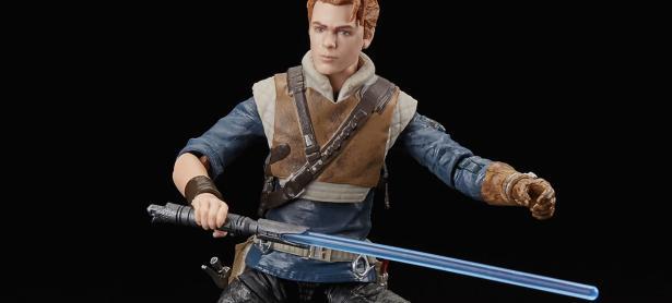Ve estas atractivas figuras de acción de <em>Star Wars Jedi: Fallen Order</em>