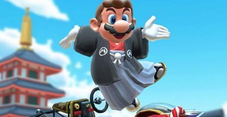 La pista de Tokio llegará a <em>Mario Kart Tour</em> más pronto de lo que crees