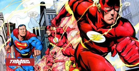 DC definió un ganador en la eterna carrera: Superman o Flash