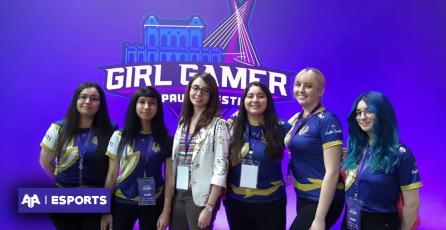 League of Legends: Chilenas de Edelweiss obtienen 3er lugar en torneo femenino de Brasil