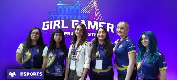 League of Legends: Edelweiss se quedó con el tercer lugar del GirlGamer Festival 2019