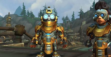 Próximo parche de <em>World of Warcraft</em> introducirá 2 nuevas razas